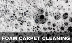 Foam Carpet Cleaning